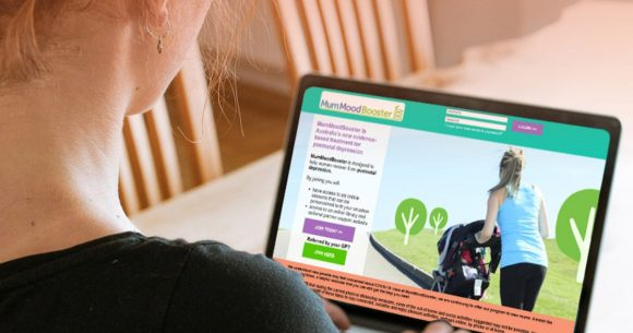 Women four times more likely to recover from PND in our world-first trial of online treatment