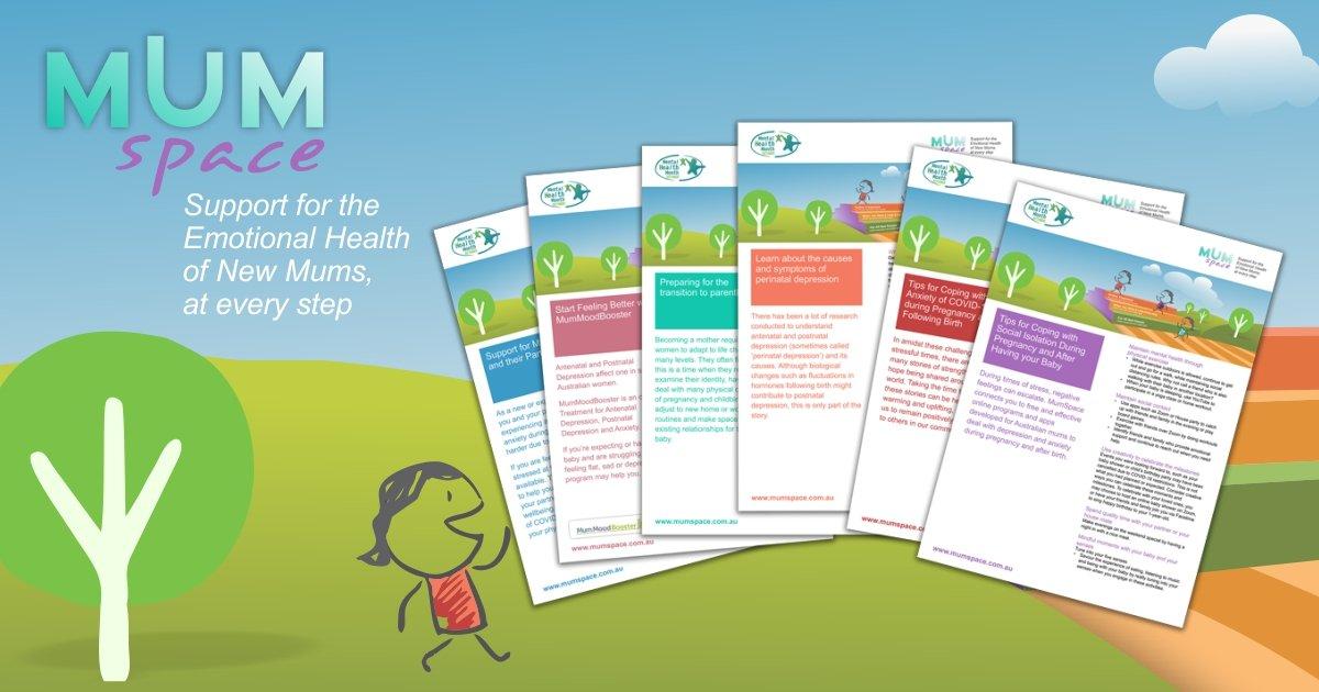 MumSpace Perinatal Tip Sheets