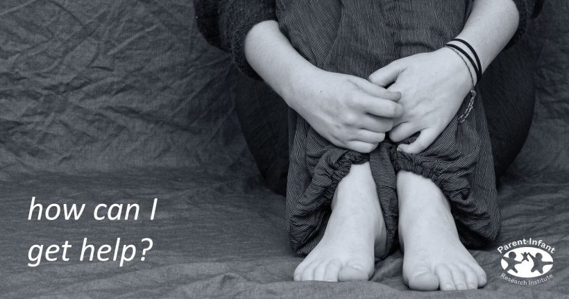 What is perinatal anxiety and depression and how can I get help?
