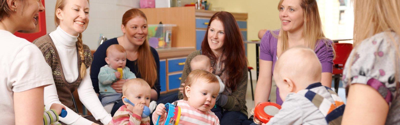 Getting Ahead of Postnatal Depression Group Program